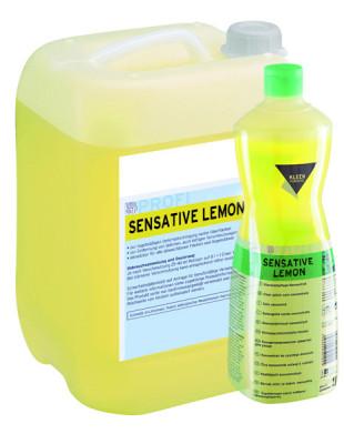 Pielęgnujący środek Sensative Lemon