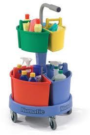 Wózek do sprzątania Numatic NC 4