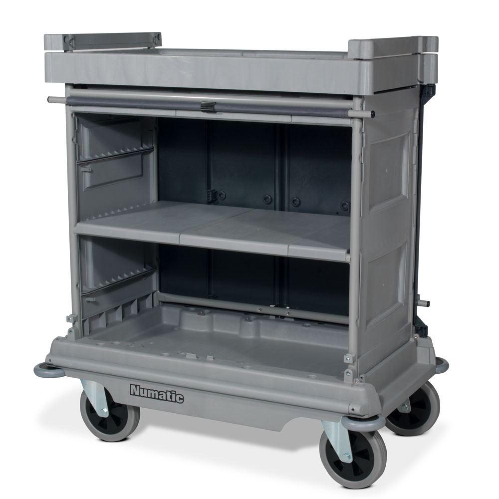 Wózki hotelowe – Numatic NKU 30 HF/FF