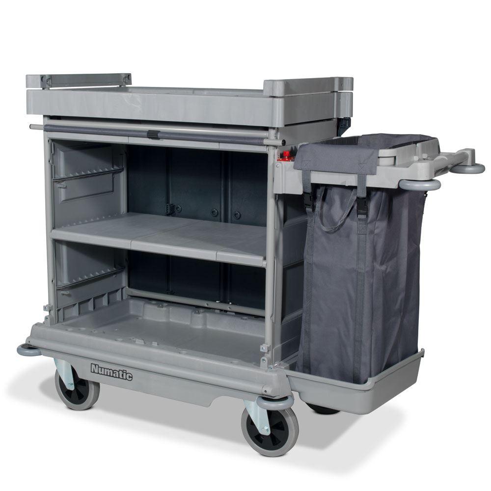 Wózki hotelowe – Numatic NKU 31 HF/FF