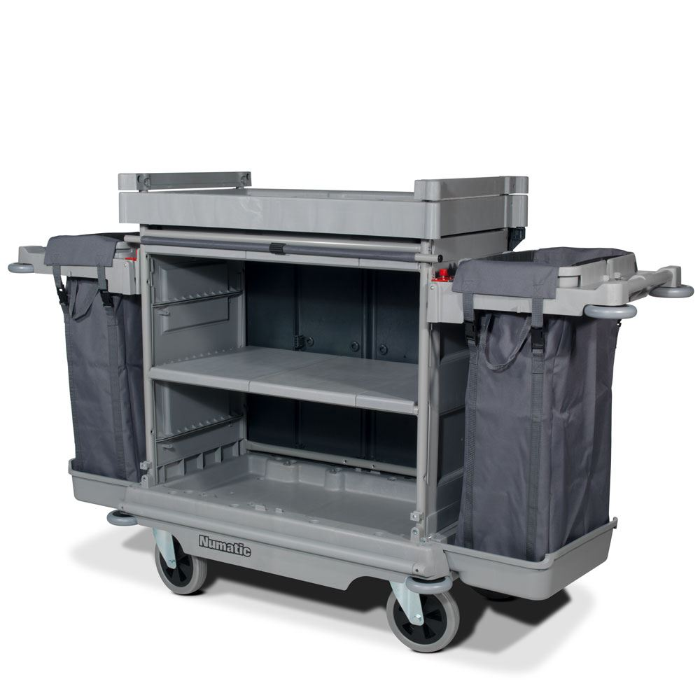 Wózki hotelowe – Numatic NKU 32 HF/FF