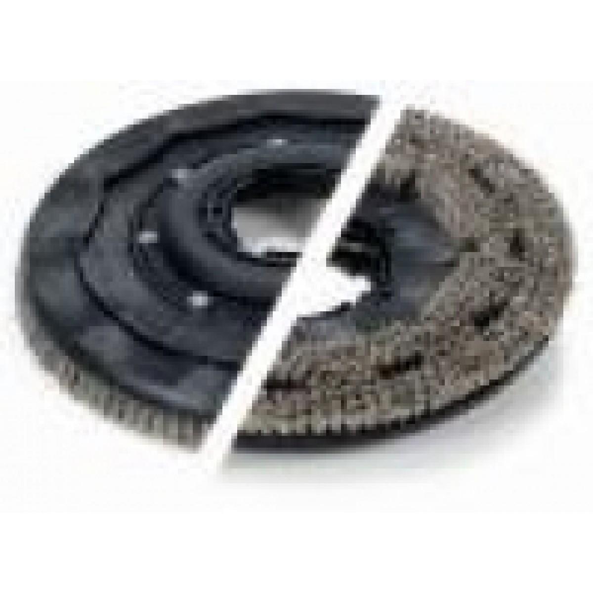 Akcesoria i części – Szczotka do polerowania, 450 mm do NRX 450