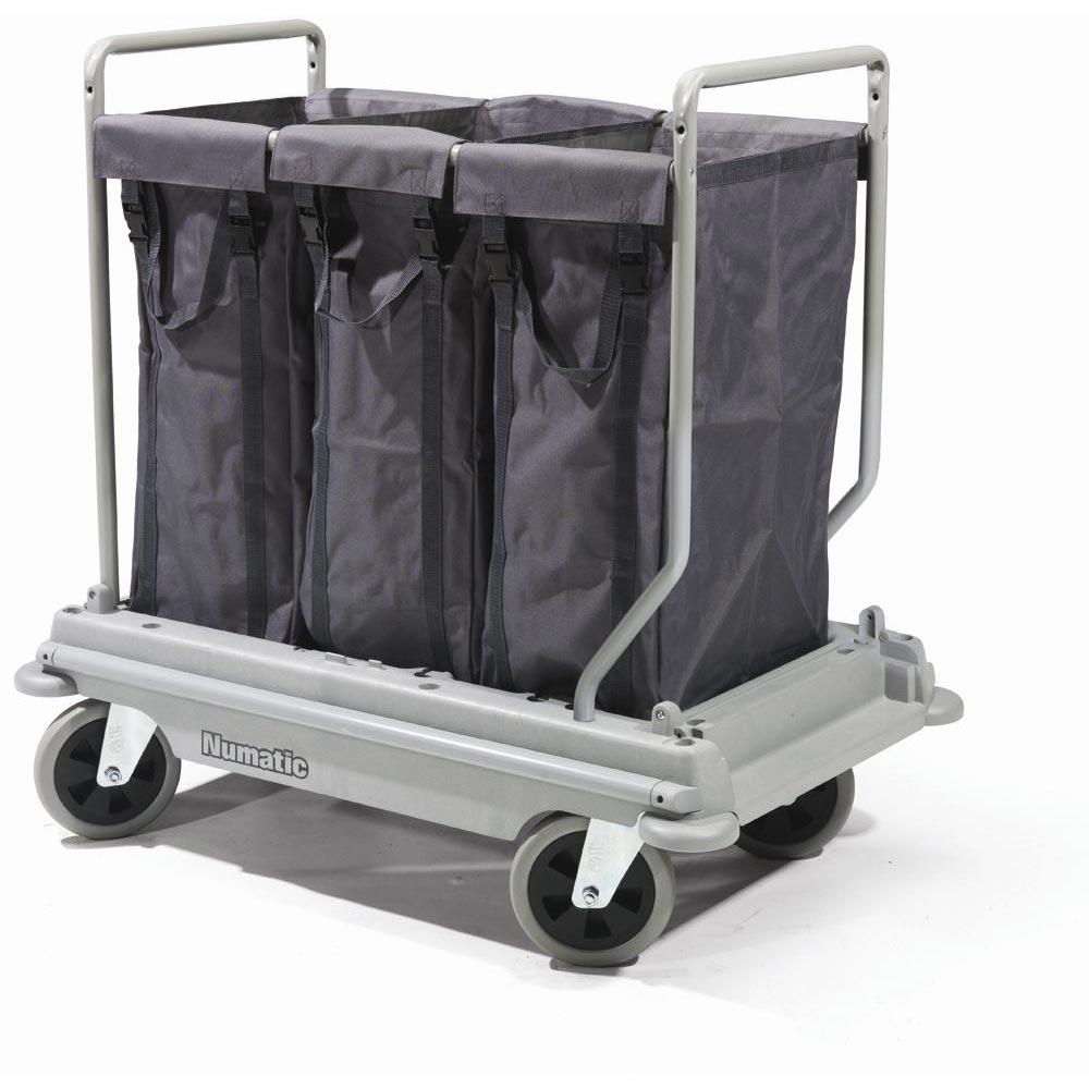 Wózki hotelowe – Numatic NB 3003