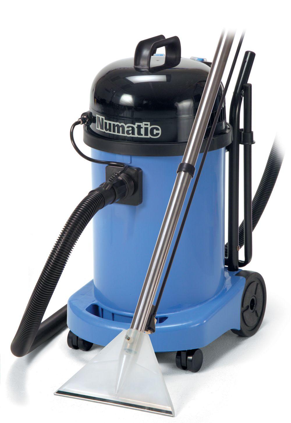HP - Firm sprzątających – Numatic CT 470-2