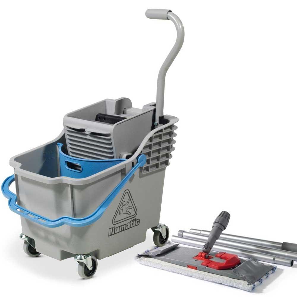 Wózki do sprzątania – Numatic HB 1812 K + mop