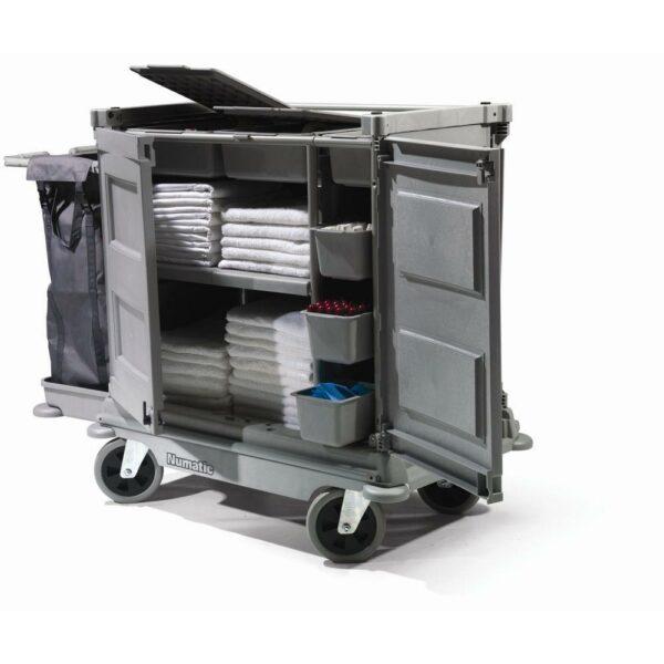 Wózek hotelowy Numatic NKL 16 HF