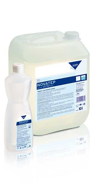 Środki czyszczące Kleen – Novatep