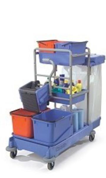 Wózek do sprzątania Numatic NSC 1603 B