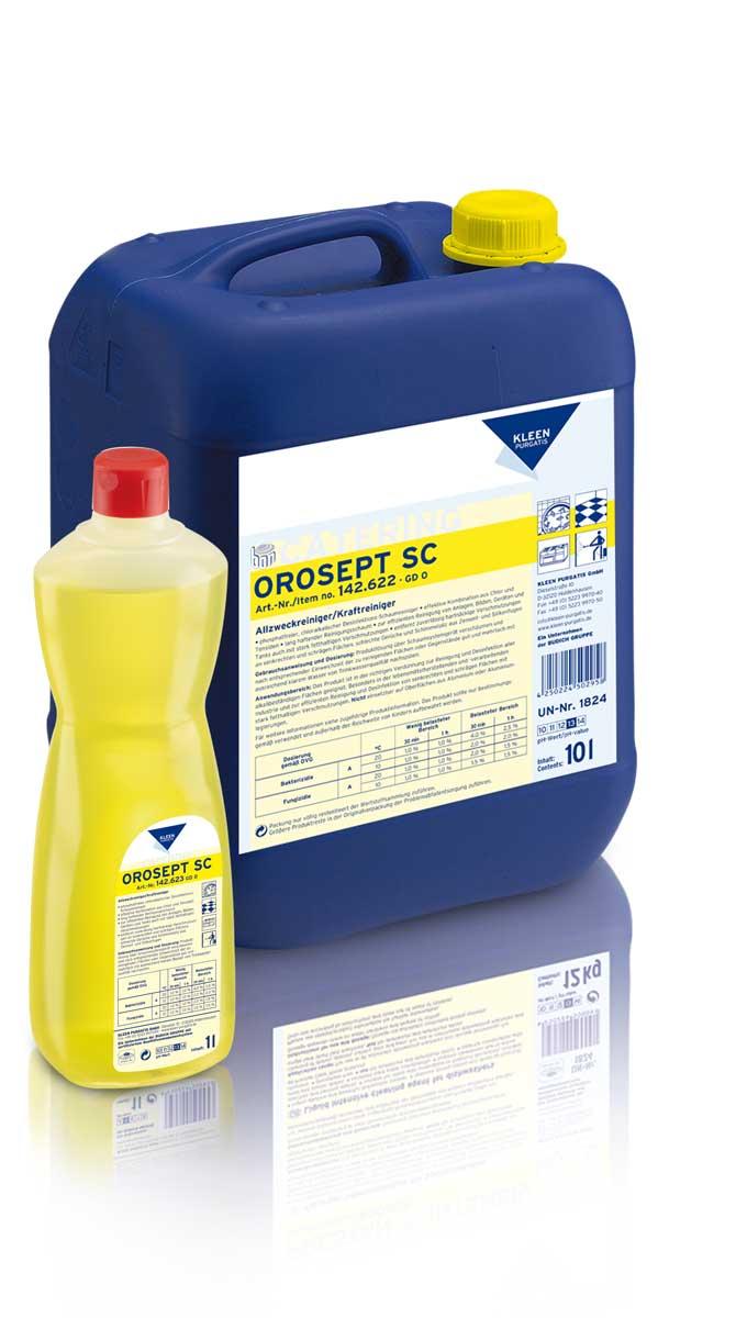 Środki czyszczące Kleen – Orosept SC