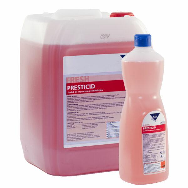 Środek czyszczący Pesticid
