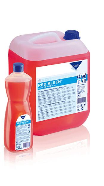 Środki czyszczące Kleen – Red Kleen