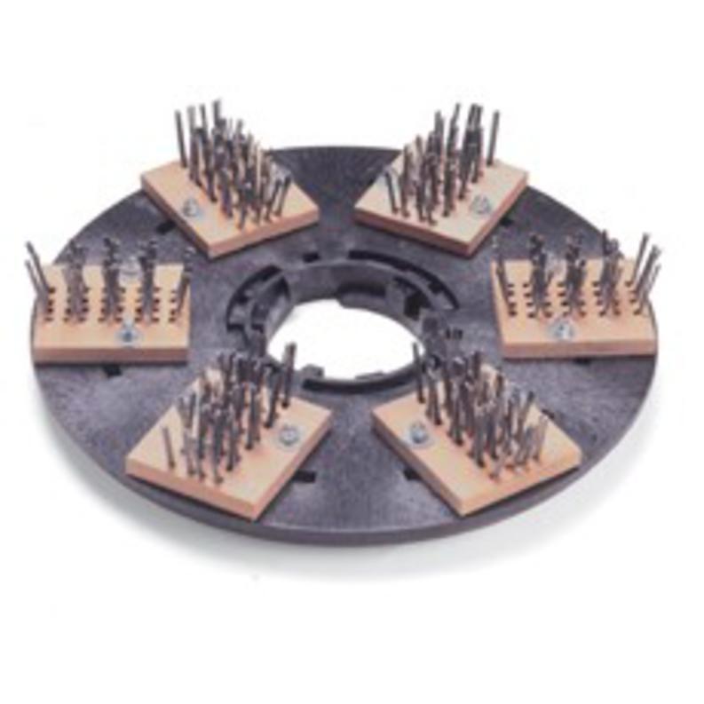 Akcesoria i części – Szczotka druciana 400 mm