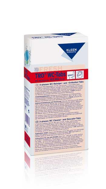 Środki czyszczące Kleen – Tro WC Tabs